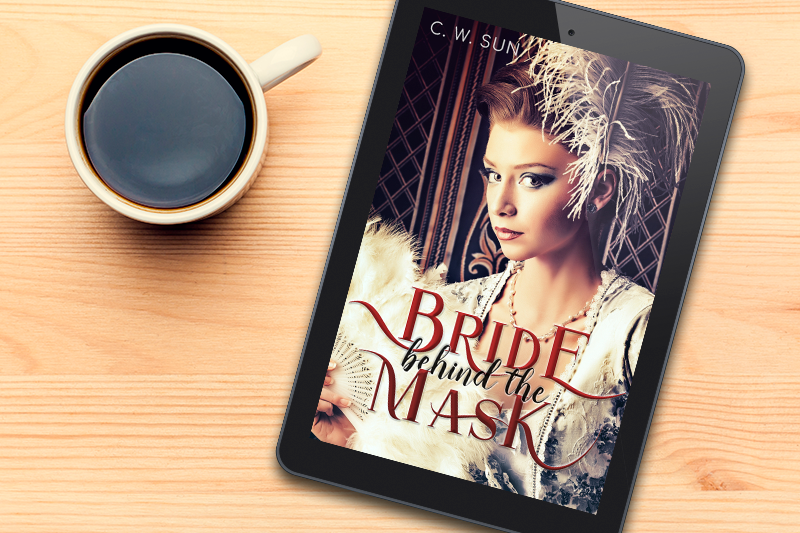 First Novel: Bride Behind theMask